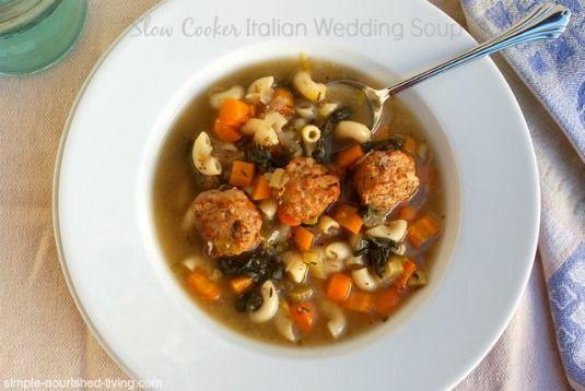 ... italian-wedding-soup/Easy Italian Wedding Soup, Italian Weddings