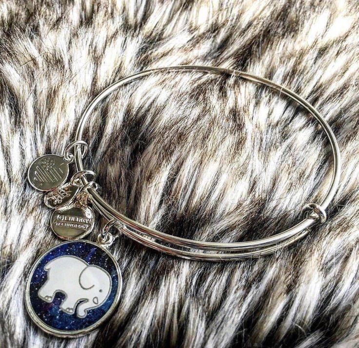 Alex and Ani Ivory Ella - Ivory Elephant