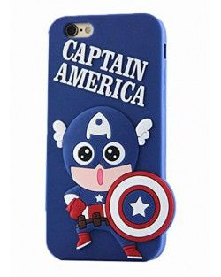 0cffd040c81 FUNDA IPHONE CAPITAN AMERICA | Fundas Silicona iPhone ...