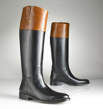 Ralph Lauren-Brickston Riding boot. mens shoes fashion style#Repin By:Pinterest++ for iPad#
