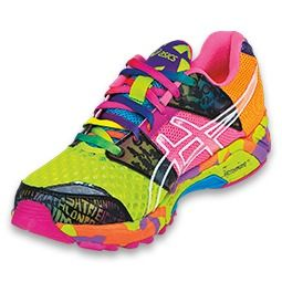 And right now I really want to have a pair of these running shoes: Asics GEL-NOOSA TRI™ 8 :)).