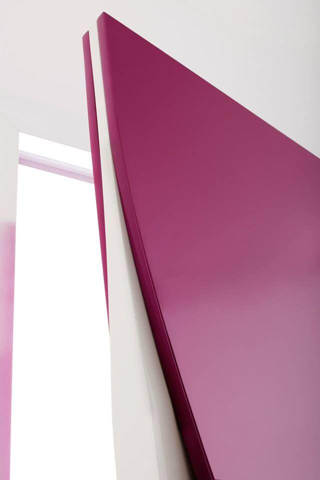 Blow - Dettaglio pannello porta