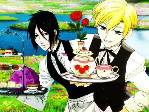 Ouran High School Host Club images Crossover HD wallpaper and ...