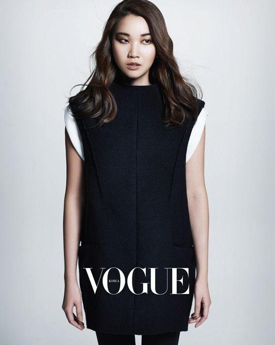 Jang Yoon Ju - Vogue 2011
