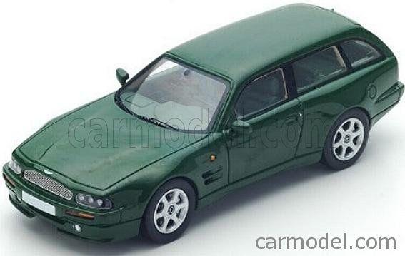 SPARK-MODEL S2424 Scale 1/43  ASTON MARTIN V8 SPORTSMANN ESTATE 1996 GREEN