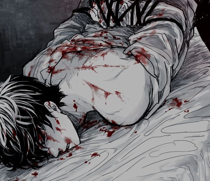 Kaneki what have they done to you!