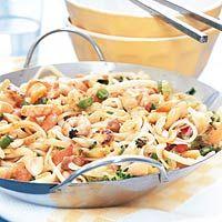 Recept - Thaise noedels met garnalen en cashewnoten - Allerhande