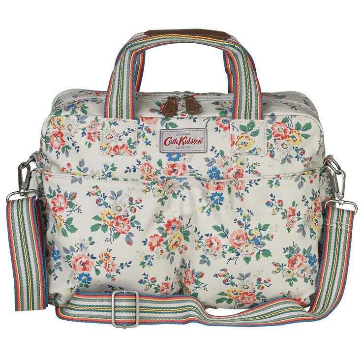 Kingswood Rose Premium Double Pocket Nappy Bag | Kids | CathKidston