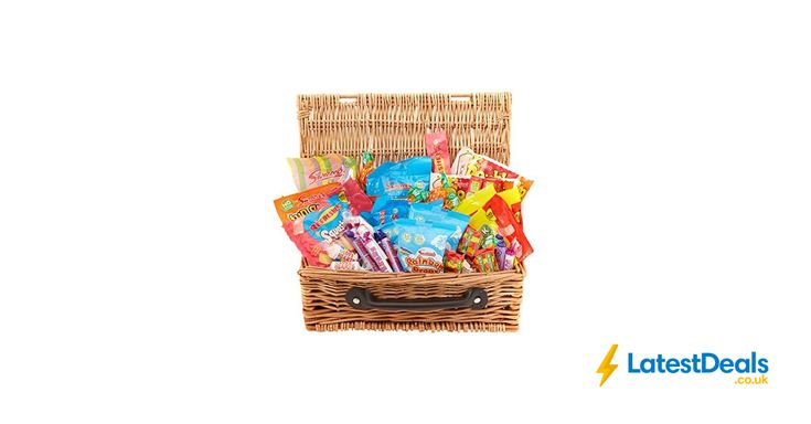 Swizzels Retro Sweet Hamper, £15.31 at Amazon
