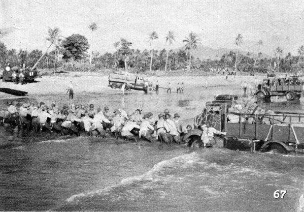 January 11,1942 – World War II: The Japanese attack Tarakan in Borneo, Netherlands Indies (Battle of Tarakan)