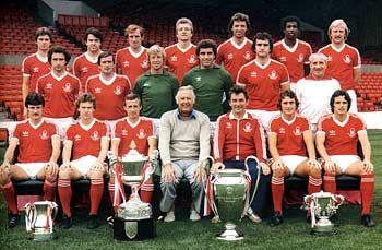 Nottingham Forest 1979