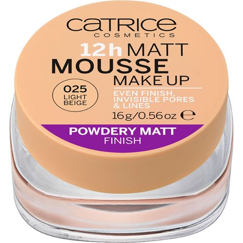 12h Matt Mousse Make up 025