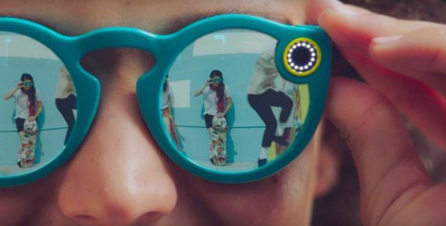 Snapchat Presents Spectacles – The Shades With Camera - ITZONE4U