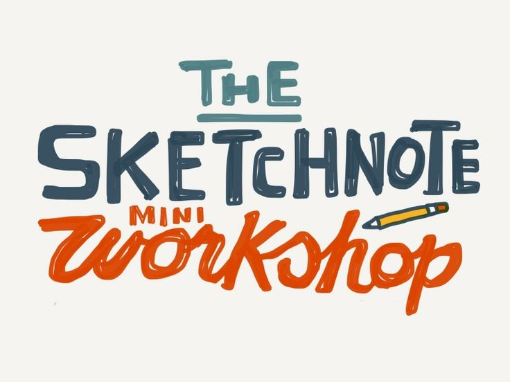 Sketchnote Mini Workshop