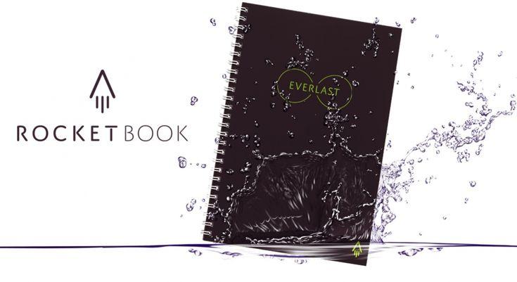 Dijital çağa uygun özelliklerle donatılmış Rocketbook Everlast, ıslak mendil aracılığıyla tamamen silinip tekrar tekrar kullanılabiliyor. #İşCep #AnındaBankacılık #teknoloji #mobilhaber #technology #teknolojihaberleri #haber #icatlar #teknolojikicatlar #yaratıcıicatlar #ilginçicatlar #yeniicatlar #hayatıkolaylaştıranicatlar #ideas