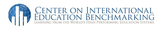 Best Performing Education Systems and What Sets Them Apart - Center on International Education Benchmarking