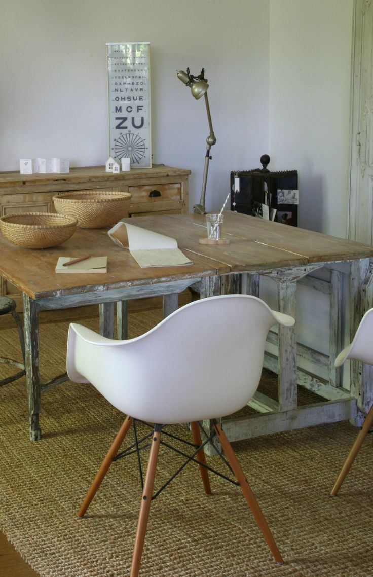 1000+ images about Dining rooms - Chaises depareillees on Pinterest