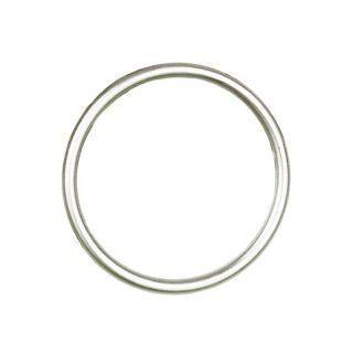klikněte pro detail - Kroužky na ring sling velké STŘÍBRNÁ
