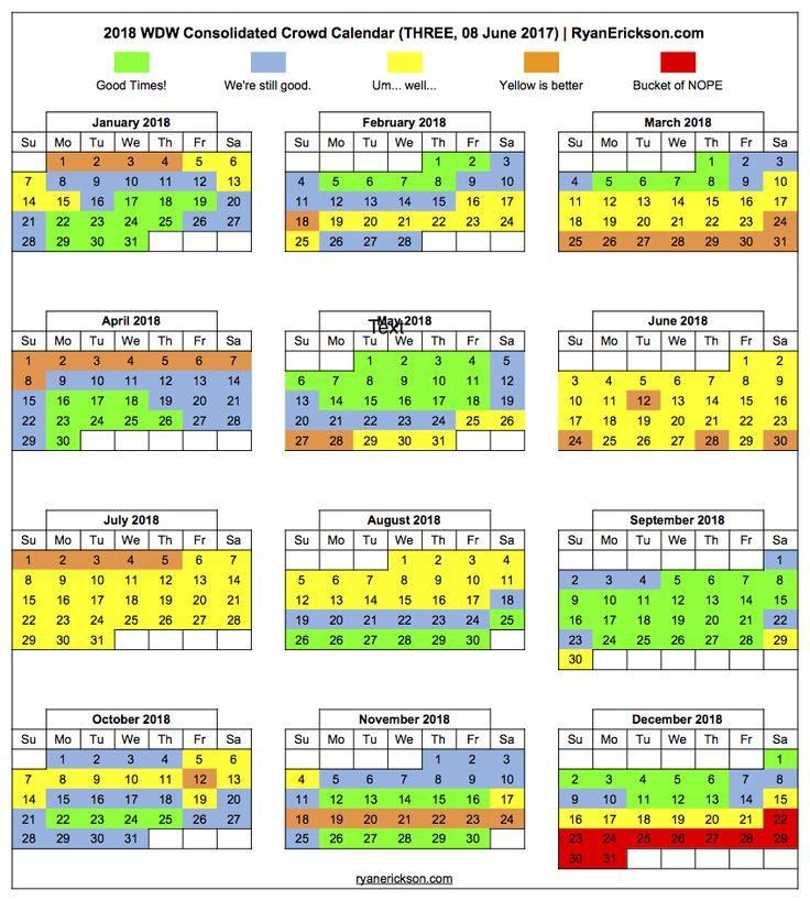 25 melhores ideias sobre disney world calendario multidao no pinterest calendario multidao e