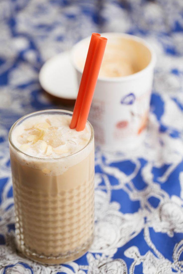 Recept: Moka Frappé se zmrzlinou
