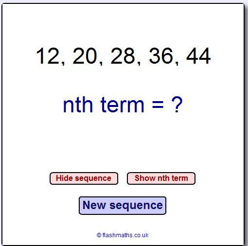 85 best Math Sequences images on Pinterest   Arithmetic, Teacher ...