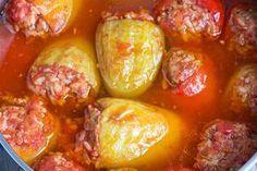 Ardei umpluți cu carne de pui - ies cel mai gustoși dacă sunt făcuți după rețeta asta rapidă și ieftină, pe care o poate face și cel mai nepriceput bucătar!