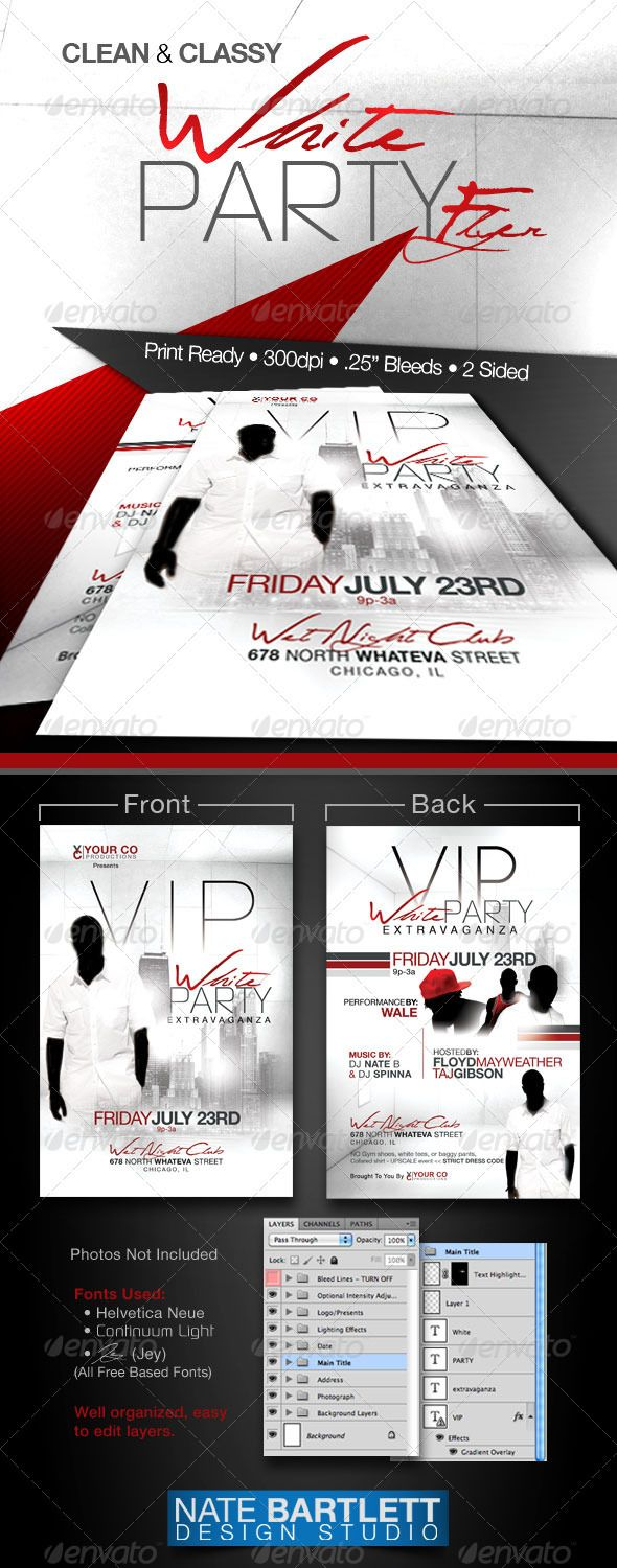 201 best Flyer Templates images on Pinterest | Flyer template, Font ...