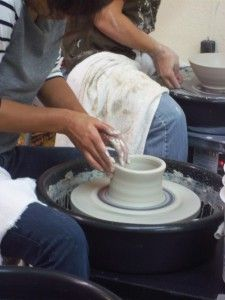 Pottery Classes – Throwing Mud Gallery