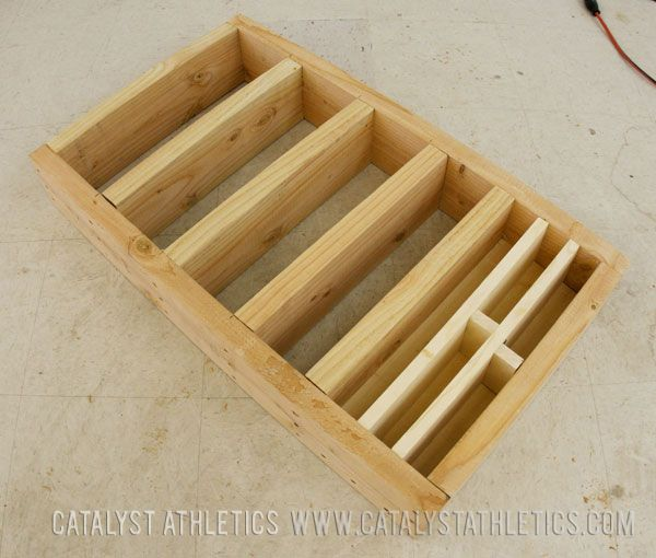 Quick & Dirty Plate Rack by Greg Everett - Equipment - Catalyst Athletics…