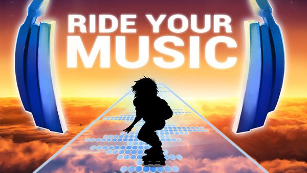 Ride your music | Lost in Harmony