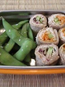 Sushi Sandwiches | Weelicious