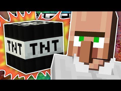 The Diamond Minecart | Minecraft | DANTDM PRANKS DR TRAYAURUS!! - YouTube