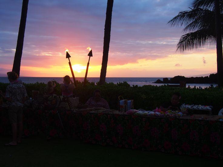 Sunsets ih Hawaii #sunset #travel