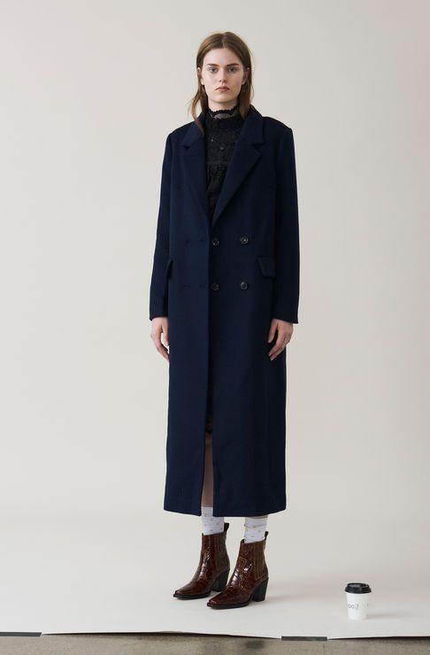 Abbey Coat, Total Eclipse