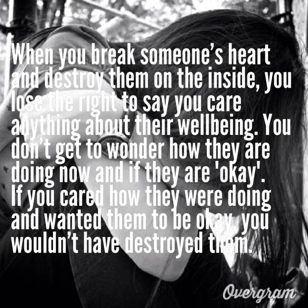 112 Best Images About Break Up Quotes On Pinterest