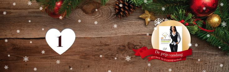 🎄🎁✨ Tel af naar #Kerst met de adventskalender vol #prijzen van SpaDreams!     Het allereerste vakje van onze Wellness - #Adventskalenderactie bevat het volgende cadeautje: Het boek '' De Levensstijl methode – van @Asja Tsachigova '' 👌  Dit boek gaat over het beste uit je levensstijl halen aan de hand van een drie-eenheid: voeding, ontspanning en beweging.    WIL JIJ DEZE PRIJS WINNEN? Het enige wat je hoeft te doen is SpaDreams kerstkoekjes zoeken! 🍪 🎄  Bekijk vandaag de pagina…