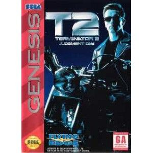 T2 Terminator 2 Judgement Day