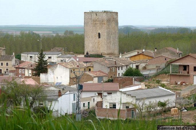 Itero del Castillo, Burgos, Camino de Santiago