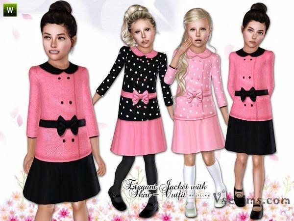 Платье для девочки подростка стильное