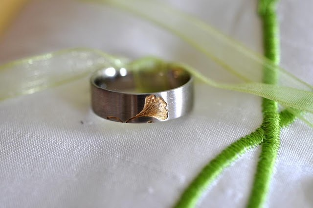 wedding rings @ Doreen Biedermann