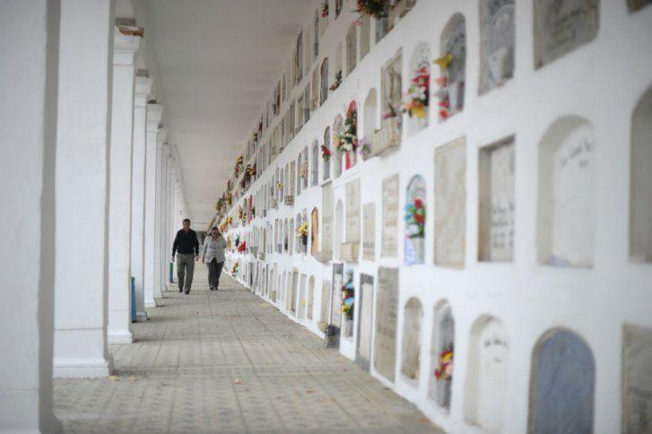 Un recorrido por el Cementerio Central Bogotá/ Columbario Fuente: Cristian Garavito ELESPECTADOR.COM