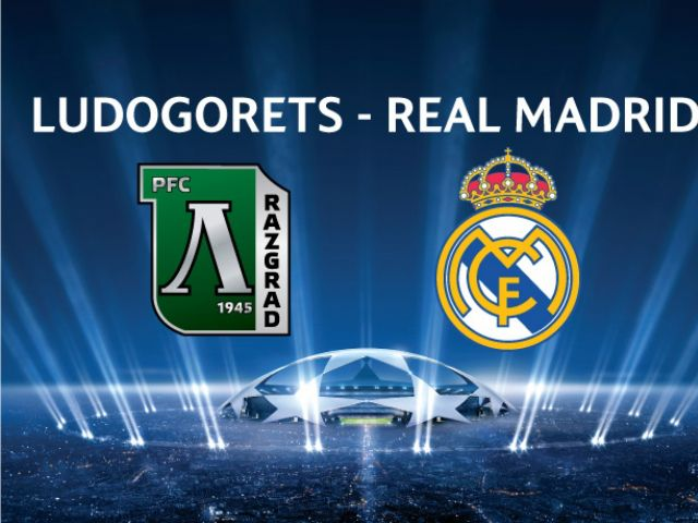 Лудогорец - Реал Мадрид на живо - Nadpis.com На 1 октомври bTV Action ще изъчи мача от групите на Шампионска лига 2014-2015, между отборите на Лудогорец и Реал Мадрид. Футболната среща е с начален час 21:45 и ще може да се гледа освен по телевизията, така и on-line.