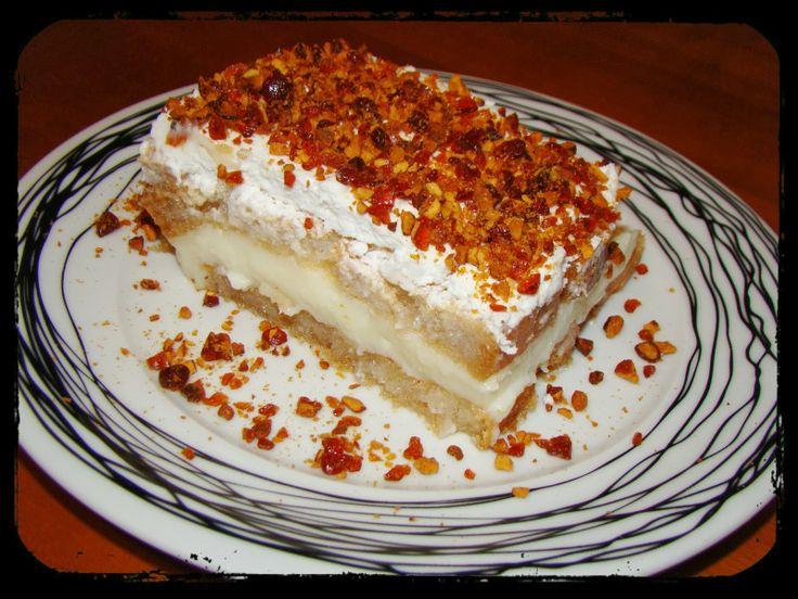Olga's cuisine...και καλή σας όρεξη!!!: Ζακυνθινή φρυγανιά