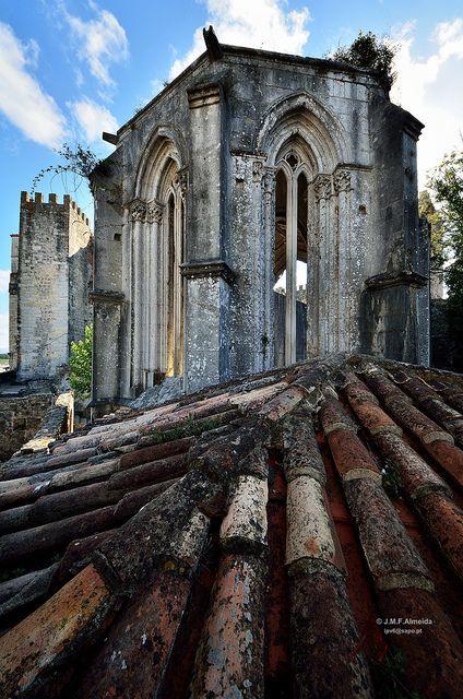 Castelo de Leiria Portugal #castle #Portugal