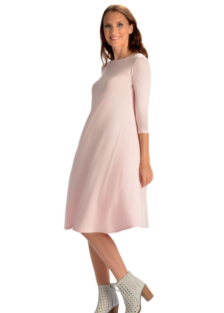 Wrap yourself up in our KMW Modal dresses this season! The ultimate basic dress that can be dressed up and down will take first place in your closet this season! inches/cm Bust Waist Sleeve Length Dress Length (from shoulder seam)