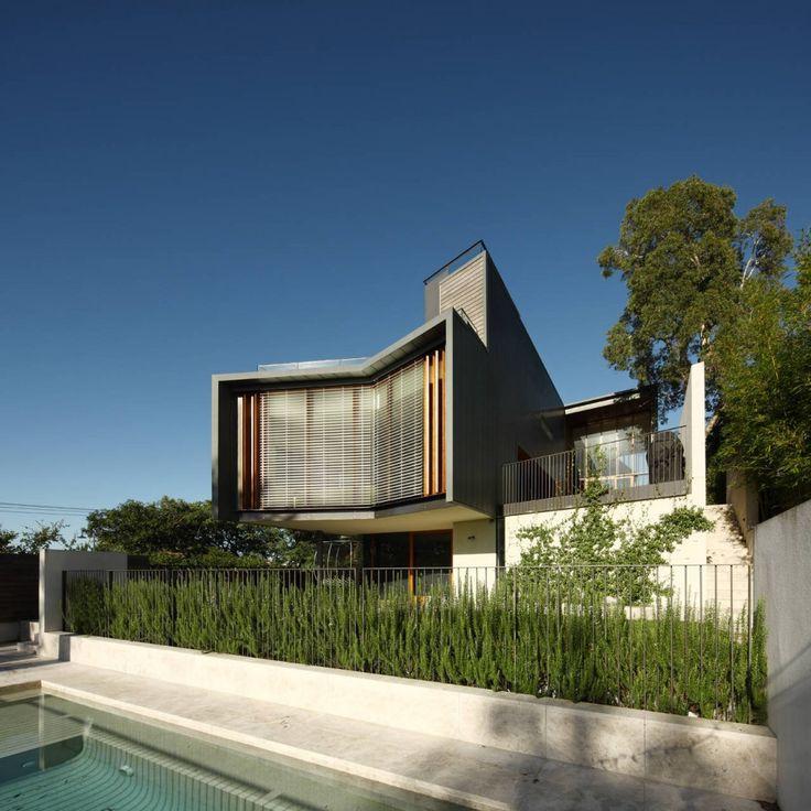 Pool  Rosalie Residence / Richard Kirk Architect