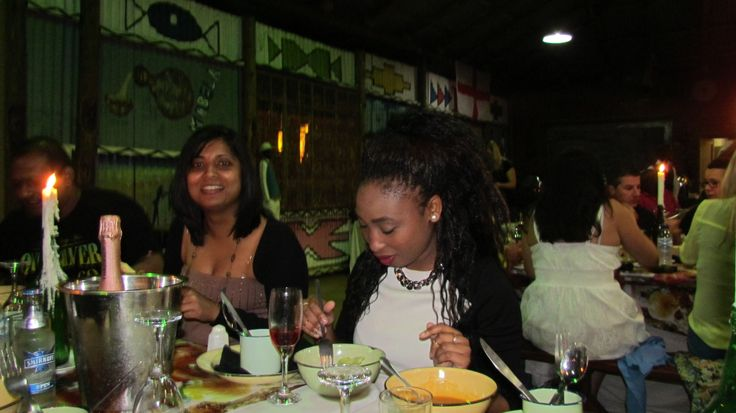 Janitha and Zolani