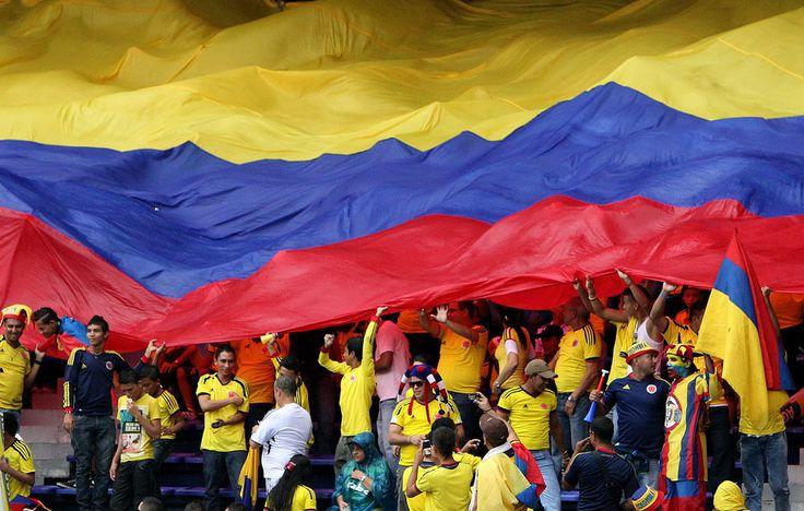 mi orgullo #Colombiano!!!!