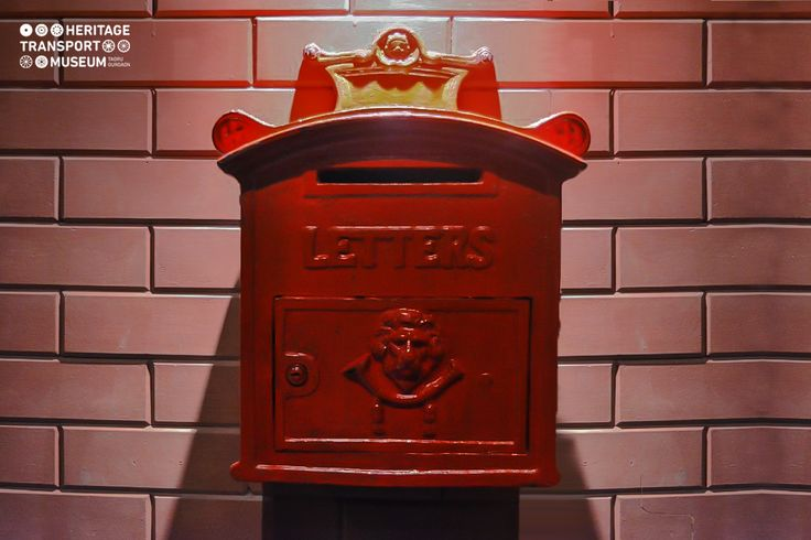 Take a look at this Letter Box finding its place within the settings of Railway Station at the museum!  #LetterBox #OldStuff #Vintage #VintageCollection #Heritage #Transport #TransportMuseum #Gurugram #IncredibleIndia #museum
