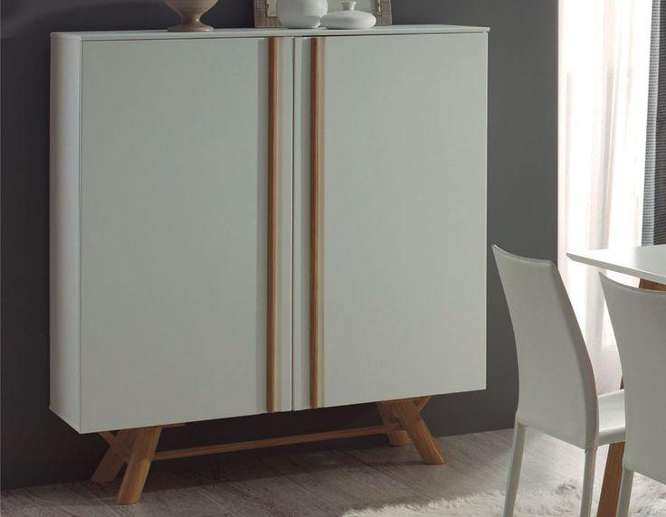 56 best Meubles de style scandinave images on Pinterest Color - comment peindre un meuble laque
